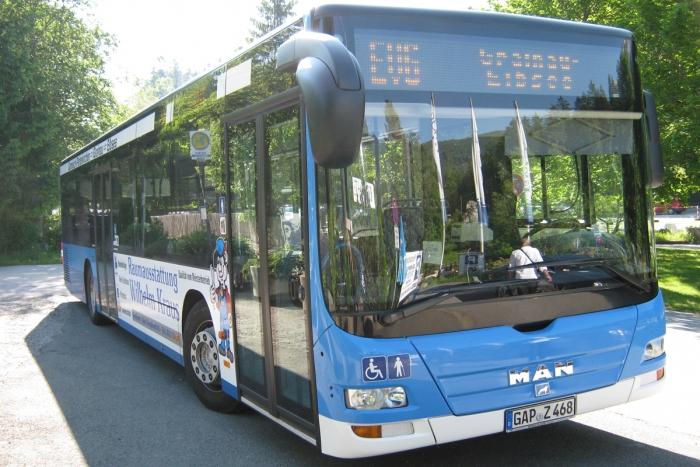 Garmisch Partenkirchen Bus
